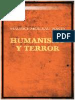 Maurice Merleau-Ponty - Humanismo y Terror