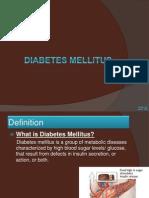 Diabetes Mellitus Presentasi Bahasa Inggris 2