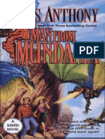 Xanth 12 - Man From Mundania - Piers Anthony