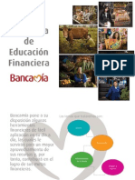 Educa c i on Financier A