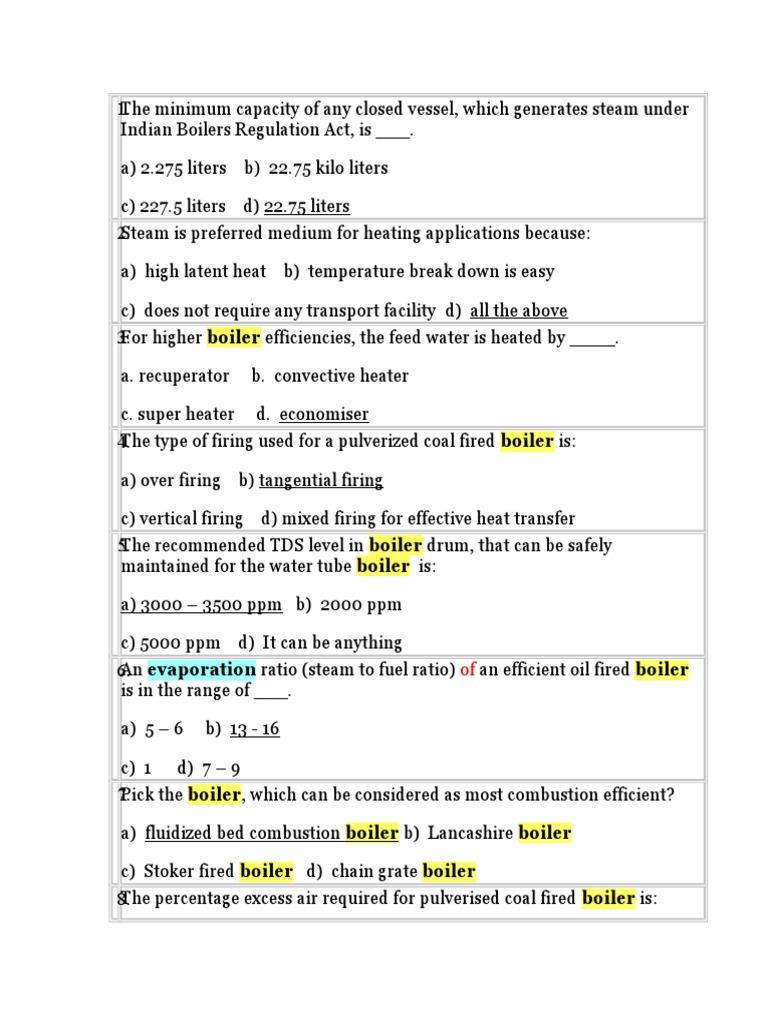 Boiler questions boiler combustion fandeluxe Images