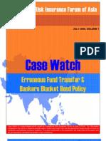 ORIFA Case Watch