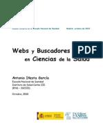 Web y Buscadores en Ciencias de La Salud