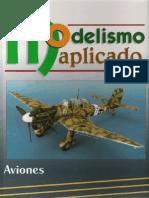 Euromodelismo. Modelismo Aplicado. Tomo Aviones
