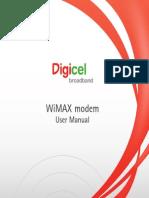 Wimax Cpe Wifi Modem g Ix 280p Manual