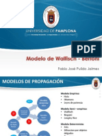 Walfish Model
