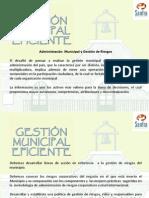 Gestion Municipal Eficiente PWP