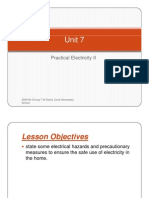 Unit 7- Practical Electricity II [Compatibility Mode]