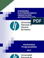 Autómatas Lógicos Programables (PLC)
