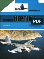 (Warpaint Series No.51) Lockheed Neptune
