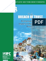 Breach of Trust in Cambodia