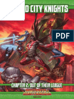 Emerald City Knights Chapter 2 Our of Their League