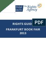FBF Rights Guide 2013 Au 03:10:13