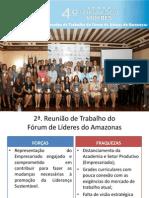 2a.  Reunião de Trabalho do Fórum dos Líderes 2012 _ PACTO