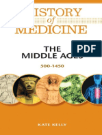The History of Medicine, The Middle Ages