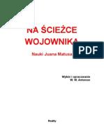 Nauki Juana Matusa (Polish edition)