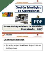 T4.1 GEO - UPN - Planeación Requerimiento Materiales (MRP) - Generalidades