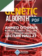 Alexandria ACM SC | Introduction to Genetic Algorithms