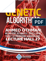 Alexandria ACM SC | Introduction to Genetic Algorithms