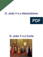 D.João V