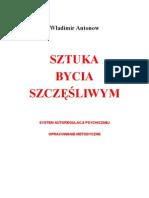Sztuka Bycia Szczęśliwym (Polish edition)
