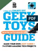 Geek Toys Guide