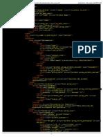 XML do Formuláriod e Visão do Produto