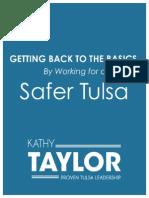 Kathy Taylor crime plan