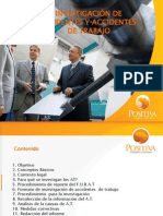 Investigacion de Accidentes de Trabajo II- Positiva 2009 (30 diapositivas).ppt