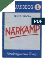 Vejledning i Naerkamp (Guide to Close Combat) - Officant E. Frost 1946