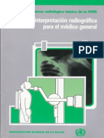 Manual de interpretación radiográfica para el medico general
