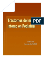 Alcalosis y Acidosis Pediatria