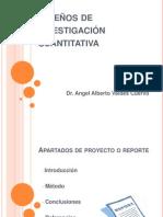 Diseños de investigación cuantitativa 1