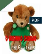 O URSINHO CHORÃO - LIVRO