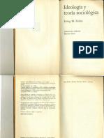 Irving Zeitlin- Parte I Iluminismo