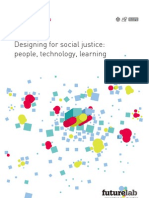 Designing for Social Justice