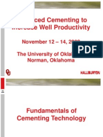 1. Fundamentals of Cementing Technology-New