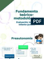 Fundamento teórico-metodológicos