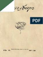 Revista Blanco y Negro 135