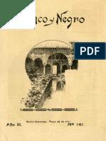 Revista Blanco y Negro 141