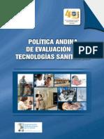 Politicas Andinas ETS CTC Julio 2010