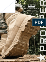 Propper Boots and Accessories Catalog 2013