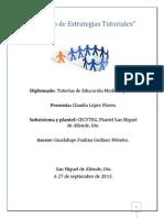Estrategias Individuales Claudia Lopez Flores