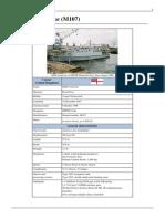 HMS Pembroke (M107)