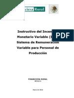Instructivo de Planilla d e Calculo DeRemuneracion Variable _IMV