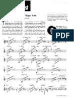 The Harmonic Major Scale
