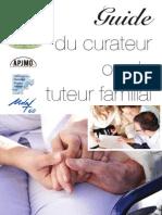 Guide Du Curateur Ou Du Tuteur Familial