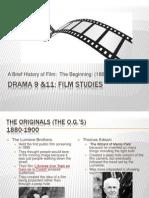 film studies 1