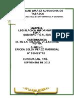 Gobierno Tic Al 2025