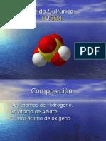Acido Sulfúrico
